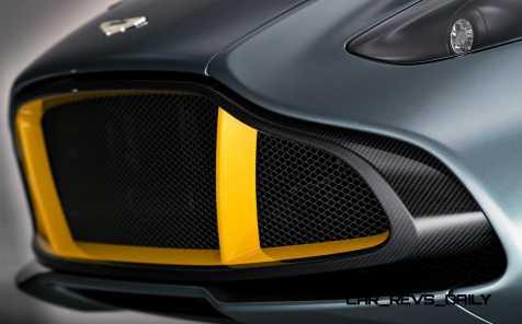2013 Aston Martin CC100 Speedster 11
