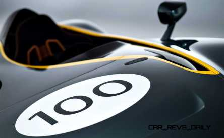 2013 Aston Martin CC100 Speedster 12
