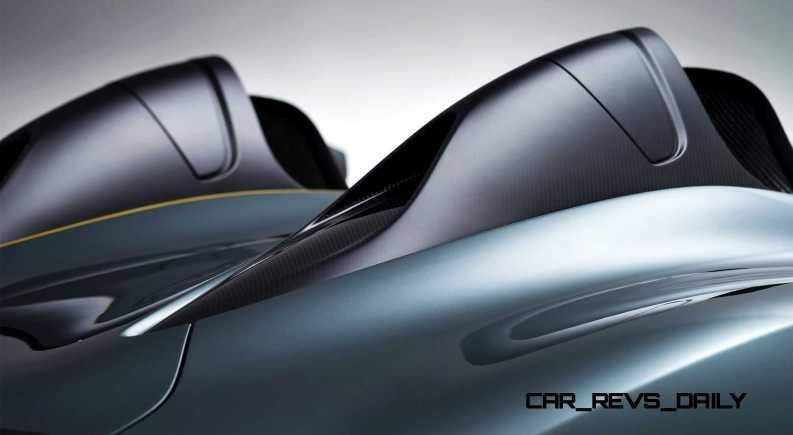 2013 Aston Martin CC100 Speedster 20