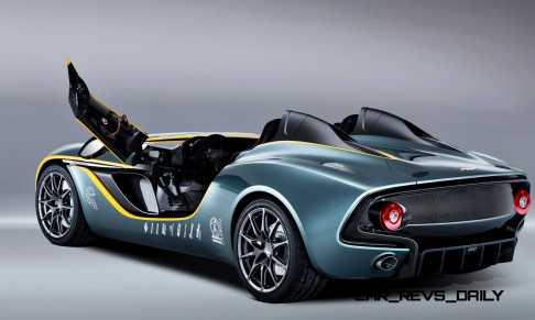 2013 Aston Martin CC100 Speedster 8