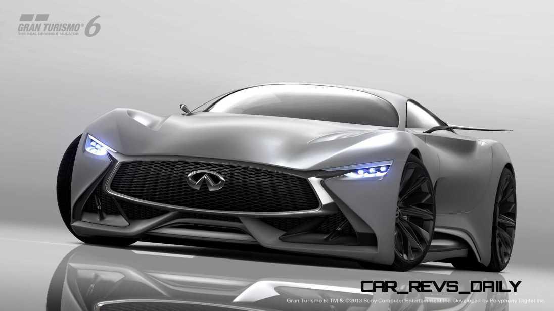 2014 INFINITI Concept Vision Gran Turismo 45