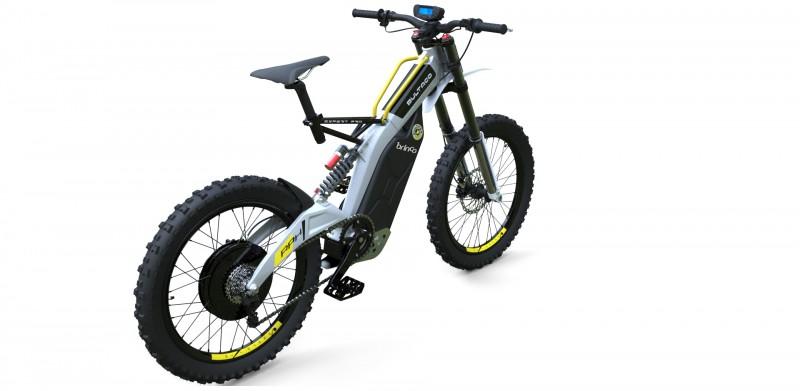 2015 Bultaco Brinco 5