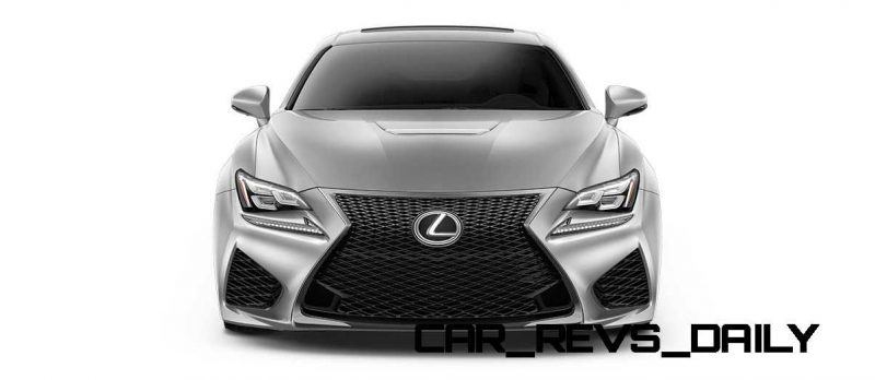 2015 Lexus RC F Colors and Wheels Visualizer 27