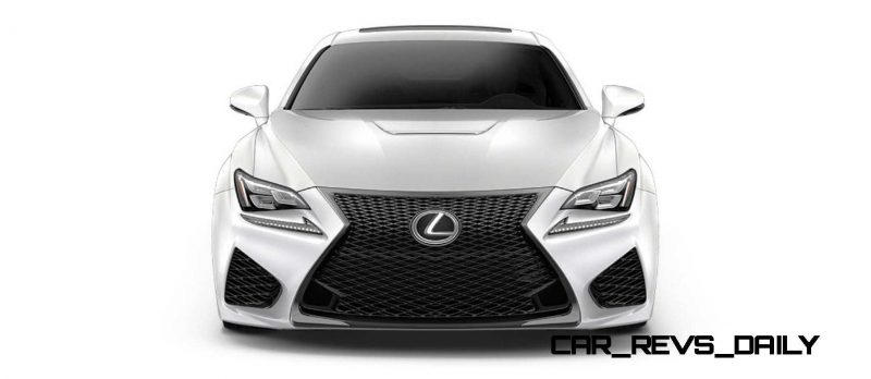 2015 Lexus RC F Colors and Wheels Visualizer 30