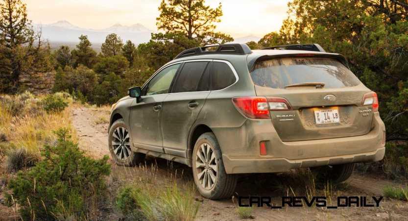 2015 Subaru Outback 18