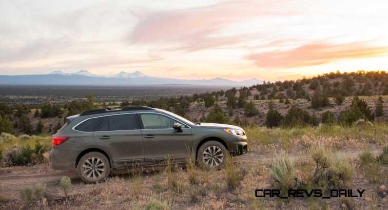 2015 Subaru Outback 20