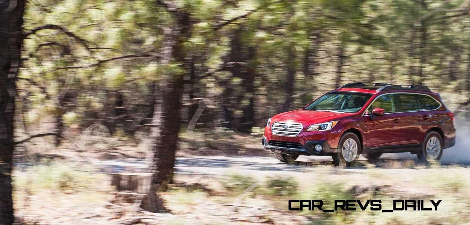 2015 Subaru Outback 35