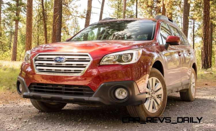 2015 Subaru Outback 42