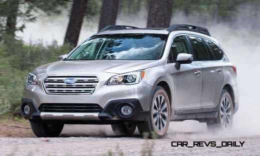 2015 Subaru Outback 7