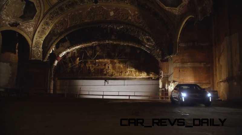2016 Cadillac CTS Vseries Video Stills 12