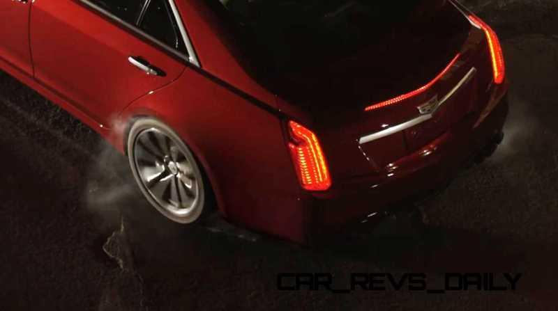 2016 Cadillac CTS Vseries Video Stills 17