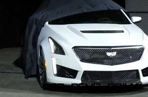 2016 Cadillac CTS Vseries Video Stills 3