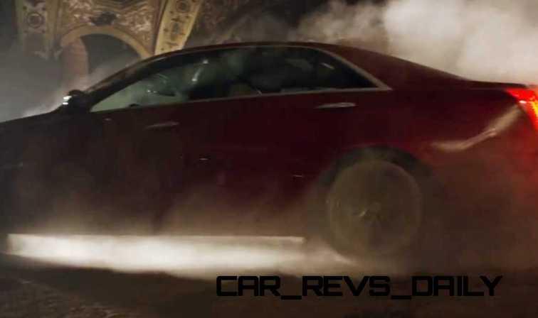 2016 Cadillac CTS Vseries Video Stills 35