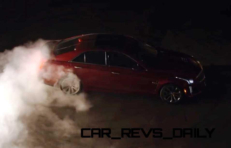 2016 Cadillac CTS Vseries Video Stills 47