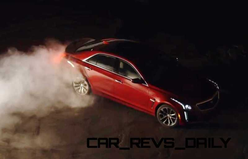 2016 Cadillac CTS Vseries Video Stills 53