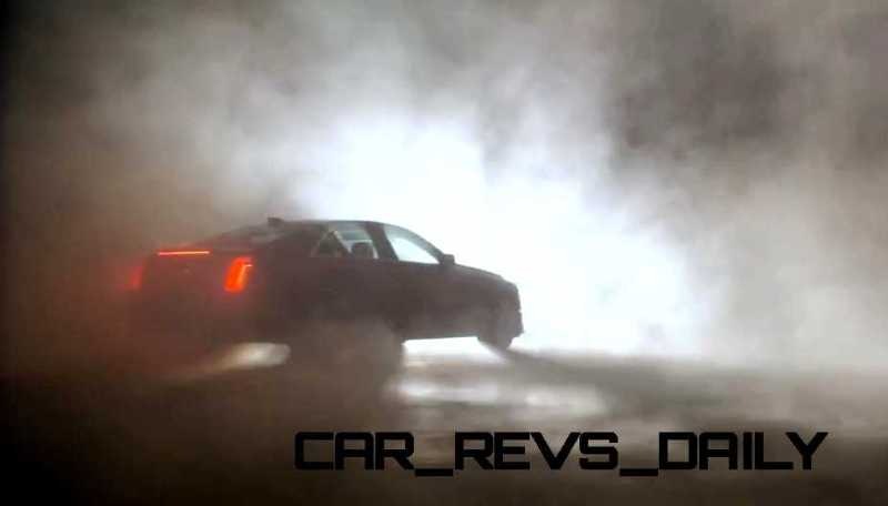 2016 Cadillac CTS Vseries Video Stills 62