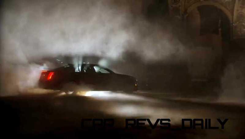2016 Cadillac CTS Vseries Video Stills 67