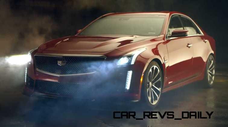 2016 Cadillac CTS Vseries Video Stills 73