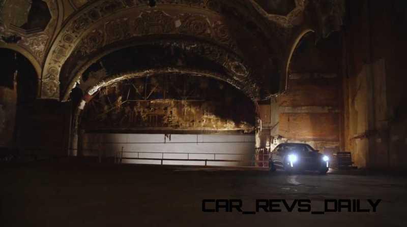 2016 Cadillac CTS Vseries Video Stills 9