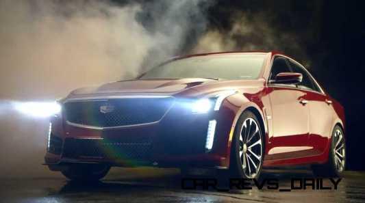 2016 Cadillac CTS Vseries Video Stills 91