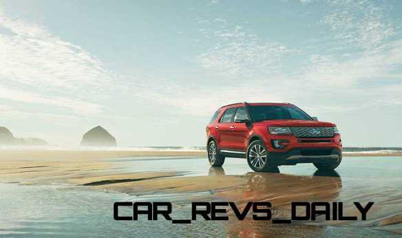 2016 Ford Explorer Features 15