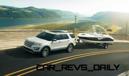 2016 Ford Explorer Features 17
