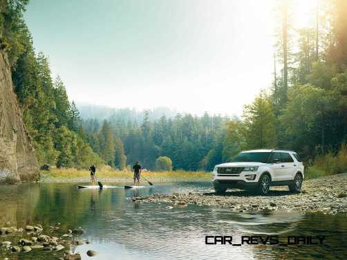 2016 Ford Explorer Features 34
