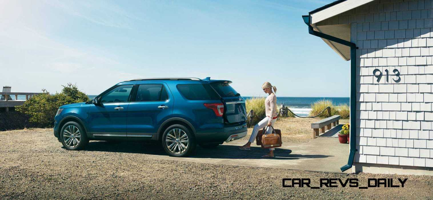 2016 Ford Explorer Features 44
