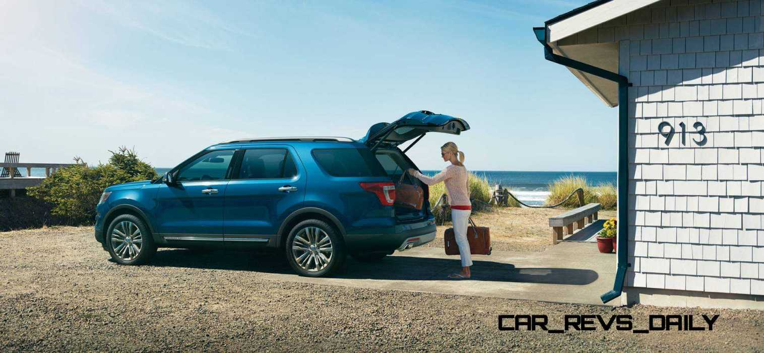 2016 Ford Explorer Features 46
