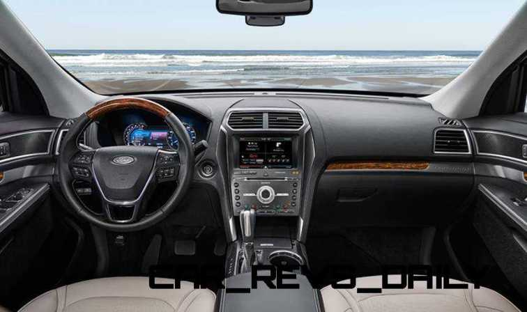 2016 Ford Explorer Features 51