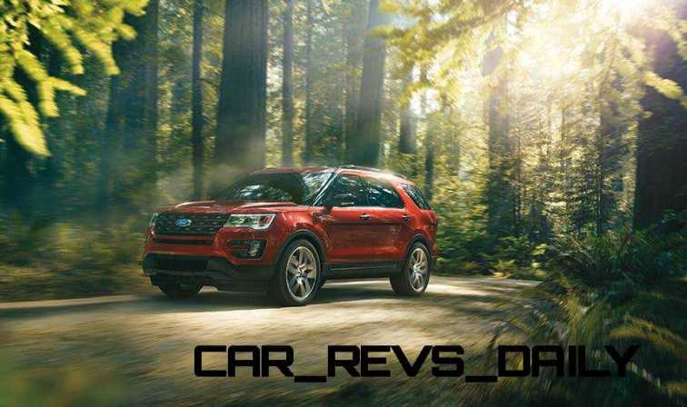 2016 Ford Explorer Features 53