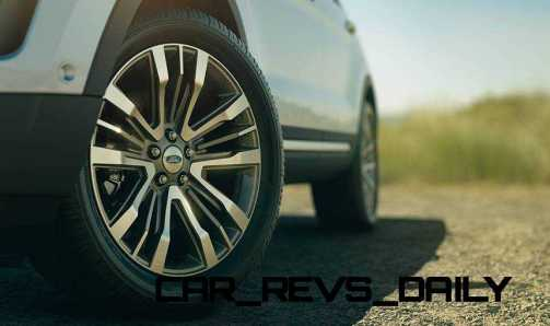 2016 Ford Explorer Features 58