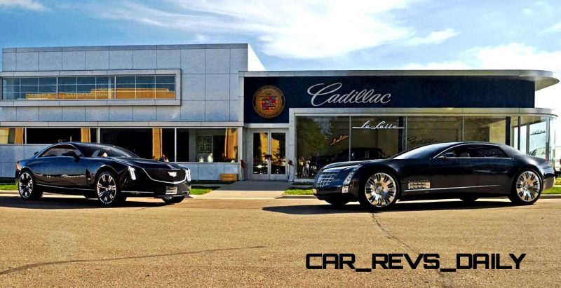 Concept Flashback - 2003 Cadillac Sixteen Hoped to Join $100k+ Limo Segment 16