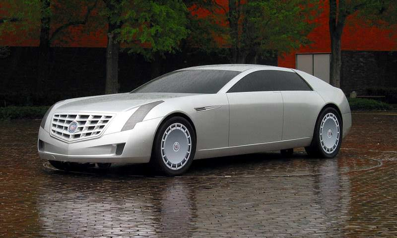 Concept Flashback - 2003 Cadillac Sixteen Hoped to Join $100k+ Limo Segment 33