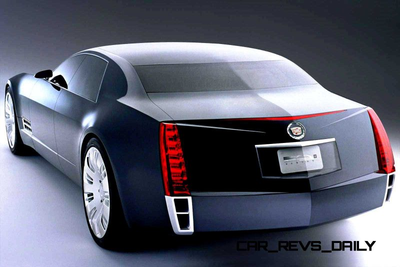 Concept Flashback - 2003 Cadillac Sixteen Hoped to Join $100k+ Limo Segment 54