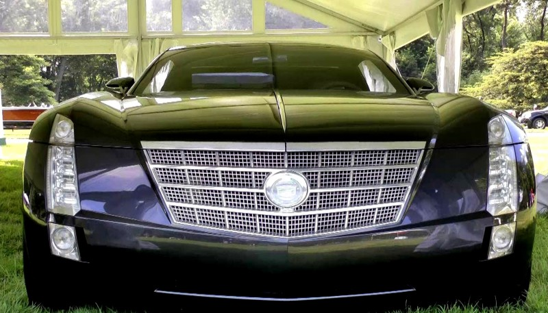 Concept Flashback - 2003 Cadillac Sixteen Hoped to Join $100k+ Limo Segment 65