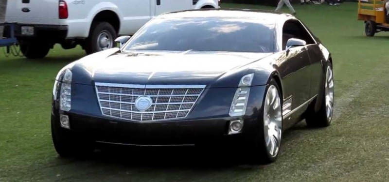 Concept Flashback - 2003 Cadillac Sixteen Hoped to Join $100k+ Limo Segment 66