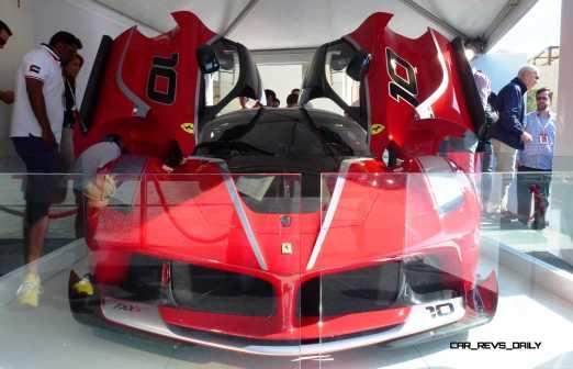 Ferrari FXX K 25