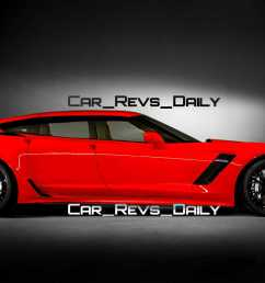 future supercar renderings 2017 chevrolet corvette z06 sedan 1 [ 2319 x 1360 Pixel ]