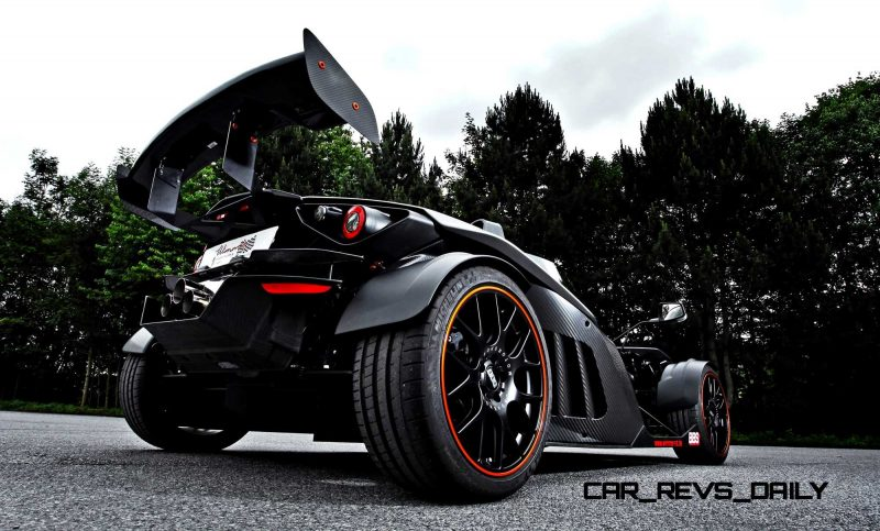 KTM X-Bow GT By WIMMER Rennsporttechnik Nearly Unbeatable With 485HP 13