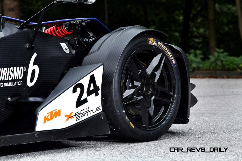 KTM X-Bow GT By WIMMER Rennsporttechnik Nearly Unbeatable With 485HP 4