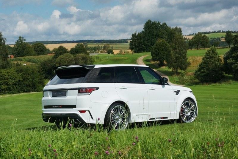MANSORY Range Rover Sport 15