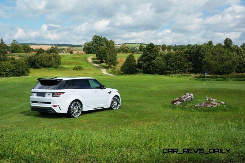 MANSORY Range Rover Sport 16