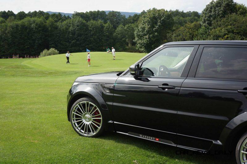 MANSORY Range Rover Sport 7