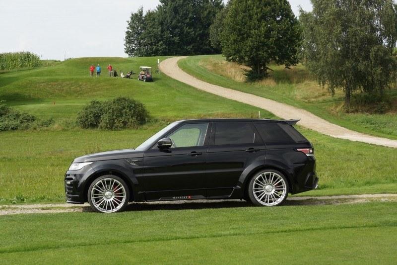 MANSORY Range Rover Sport 8