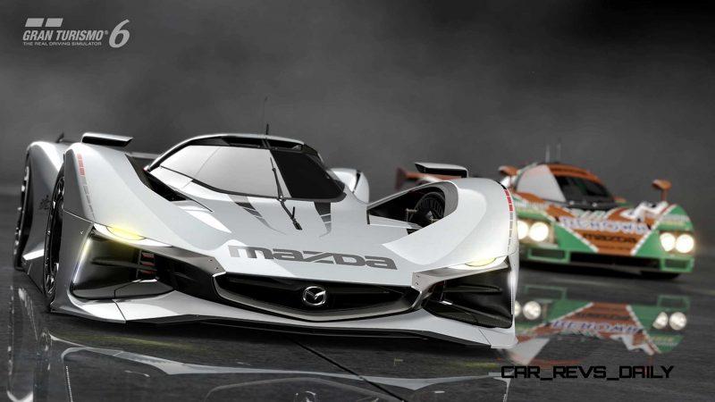 Mazda LM55 Vision Gran Turismo 8