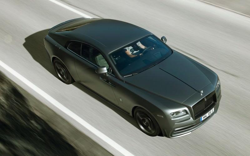 SPOFEC Rolls-Royce Wraith 17
