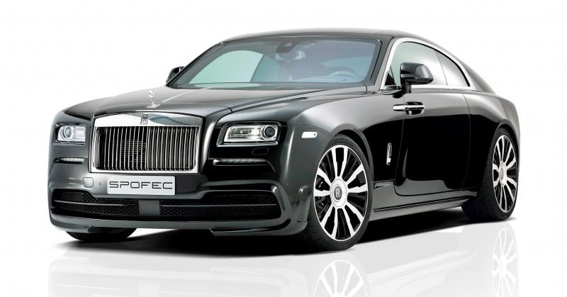 SPOFEC Rolls-Royce Wraith 2