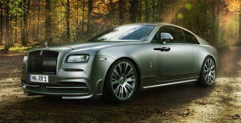 SPOFEC Rolls-Royce Wraith 20