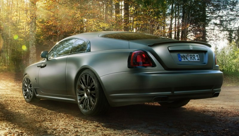 SPOFEC Rolls-Royce Wraith 21